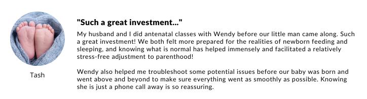 Baby Assist Testimonials (5)